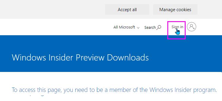 κατέβασμα Windows 1mμna