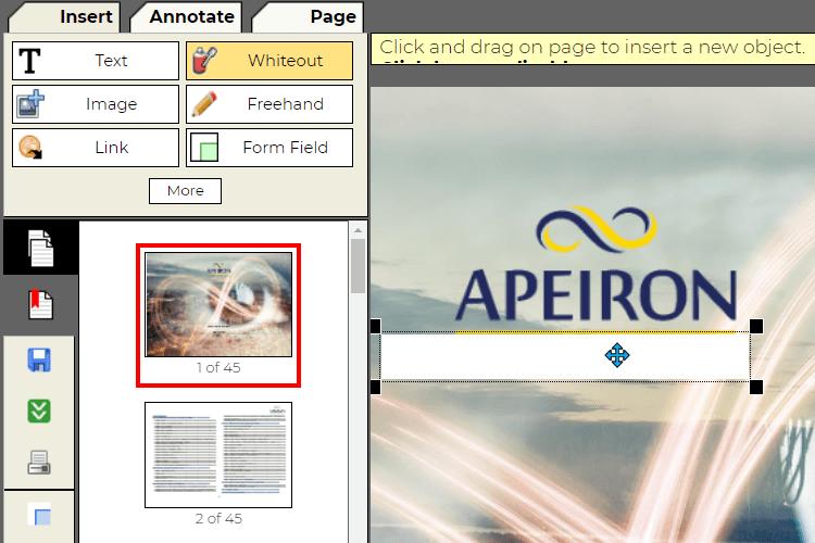 Επεξεργασία PDF 10μ