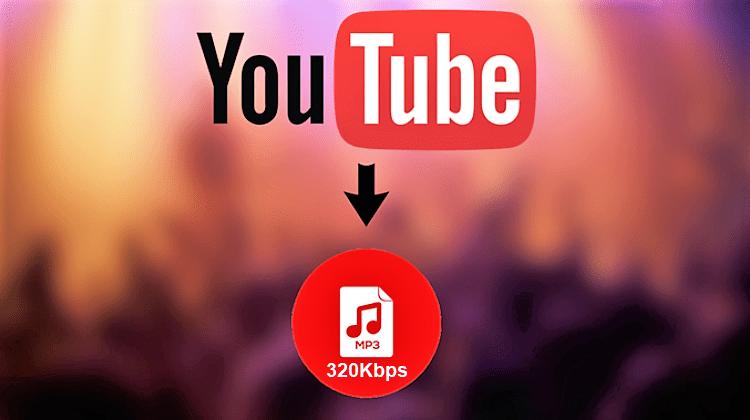 Κατέβασμα Τραγουδιών από YouTube σε Mp3 (320Kbps)