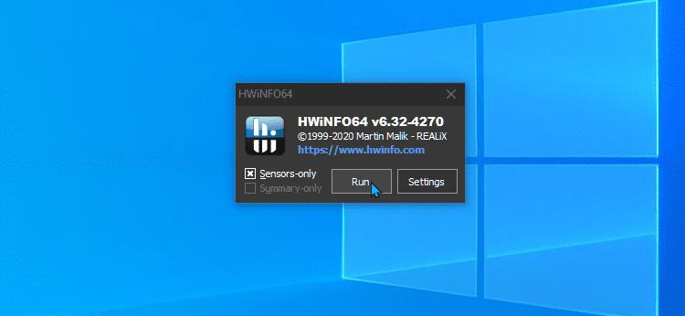 Θερμοκρασία Υπολογιστή 3μ