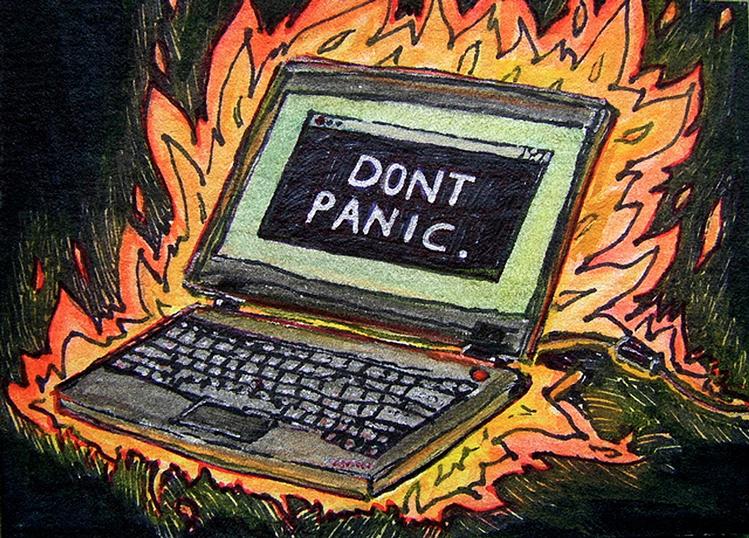 Θερμοκρασία Υπολογιστή 4μκ
