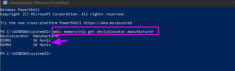 Πώς Βρίσκω Τι Μνήμη RAM Έχω και έλεγχος μνήμης ram 7λμ