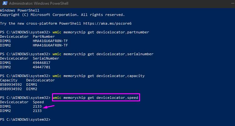 Πώς Βρίσκω Τι Μνήμη RAM Έχω και έλεγχος μνήμης ram 7λμm