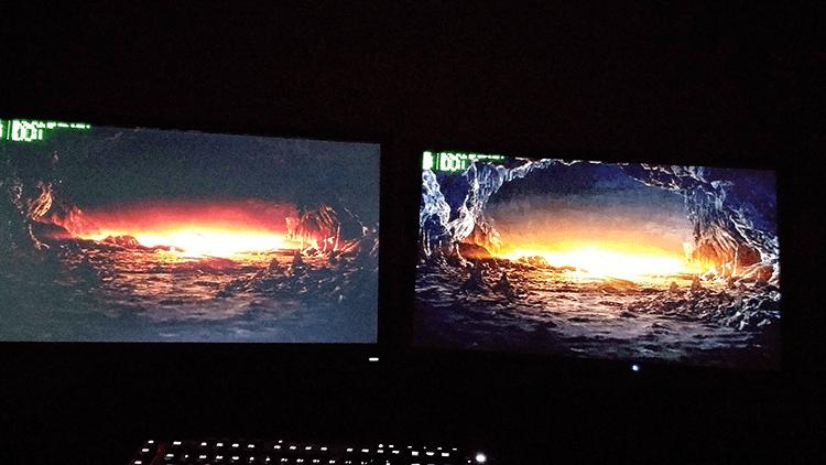 Λόγος αντίθεσης στην οθόνη υπολογιστή