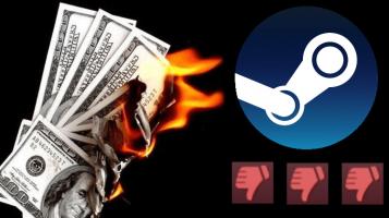 Τα Χειρότερα Παιχνίδια Στο Steam Που Δεν Αξίζουν Τα Λεφτά Τους