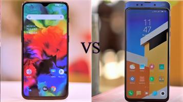 Σύγκριση High-End: Xiaomi Mi Mix 3 vs OnePlus 6T