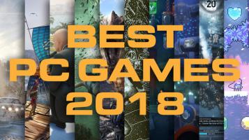 Τα Καλύτερα Παιχνίδια Για PC Για το 2018