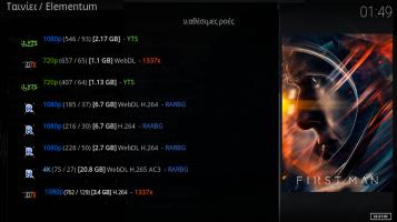 KodiSteps: Όλες Οι Ταινίες Σε 1080p Με Torrent Και Χωρίς Συνδρομή