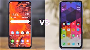 Σύγκριση Mid-Range: Samsung Galaxy M20 vs Xiaomi Redmi Note 7