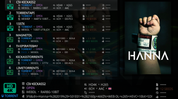 KodiSteps: Όλα Τα Torrent Ταινιών Σε 1080p-4Κ, Και Προσθήκη Υποτίτλων