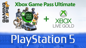 GamingSteps#201904020 - PlayStation 5, Xbox One S All-Digital Edition, Free-to-play Forza Street