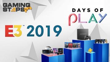 GamingSteps#20190615 - Ε3 2019, Project Scarlett, PlayStation Days of Play 2019, AMD RX 5700 XT