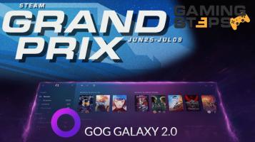 GamingSteps#20190628 - Steam Summer Sales 2019, GOG Galaxy 2.0, Νέο Παιχνίδι PUBG