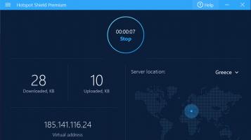 Παρουσίαση VPN: HotSpot Shield Ασπίδα Προστασίας Με Ελληνικές IP